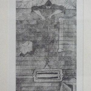 Recrudescenza | Puntasecca cm. 16 x 32,5