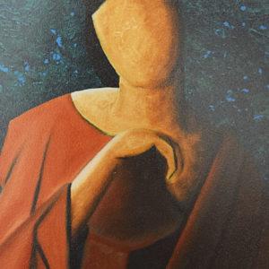 Figura | Olio su tela 40 x 60